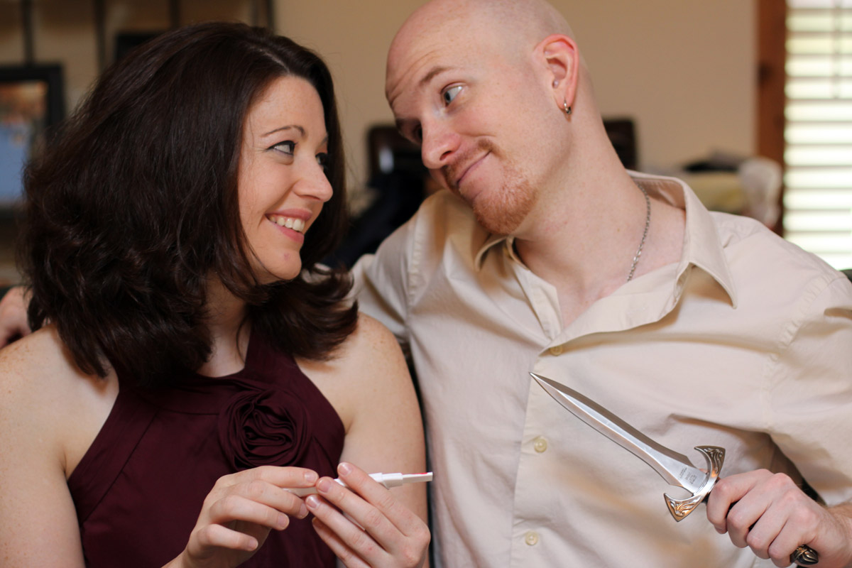 Antichrist Pregnancy Test